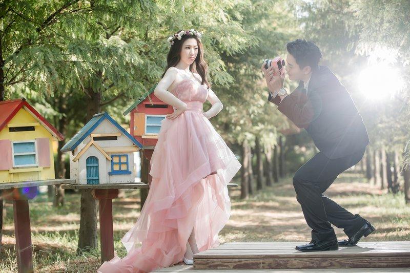 【振興方案】高雄自助婚紗-自主婚紗包套作品