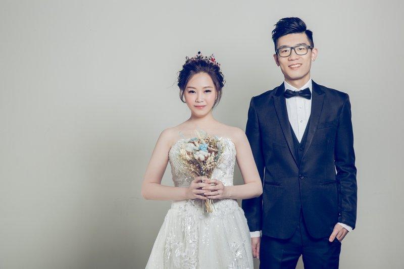 【心心相印】高雄純拍婚紗-單拍方案婚紗照作品