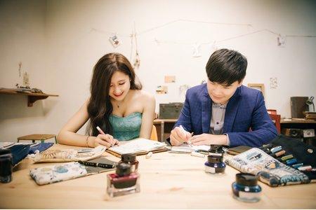 【一起愛做的事】W&W客照-高雄婚紗攝影工作室