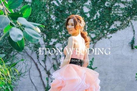 甜美新娘💗-Y&C婚紗照分享-高雄伊頓自助婚紗