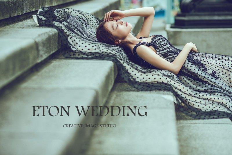 伊頓個人寫真風格,個人婚紗推薦