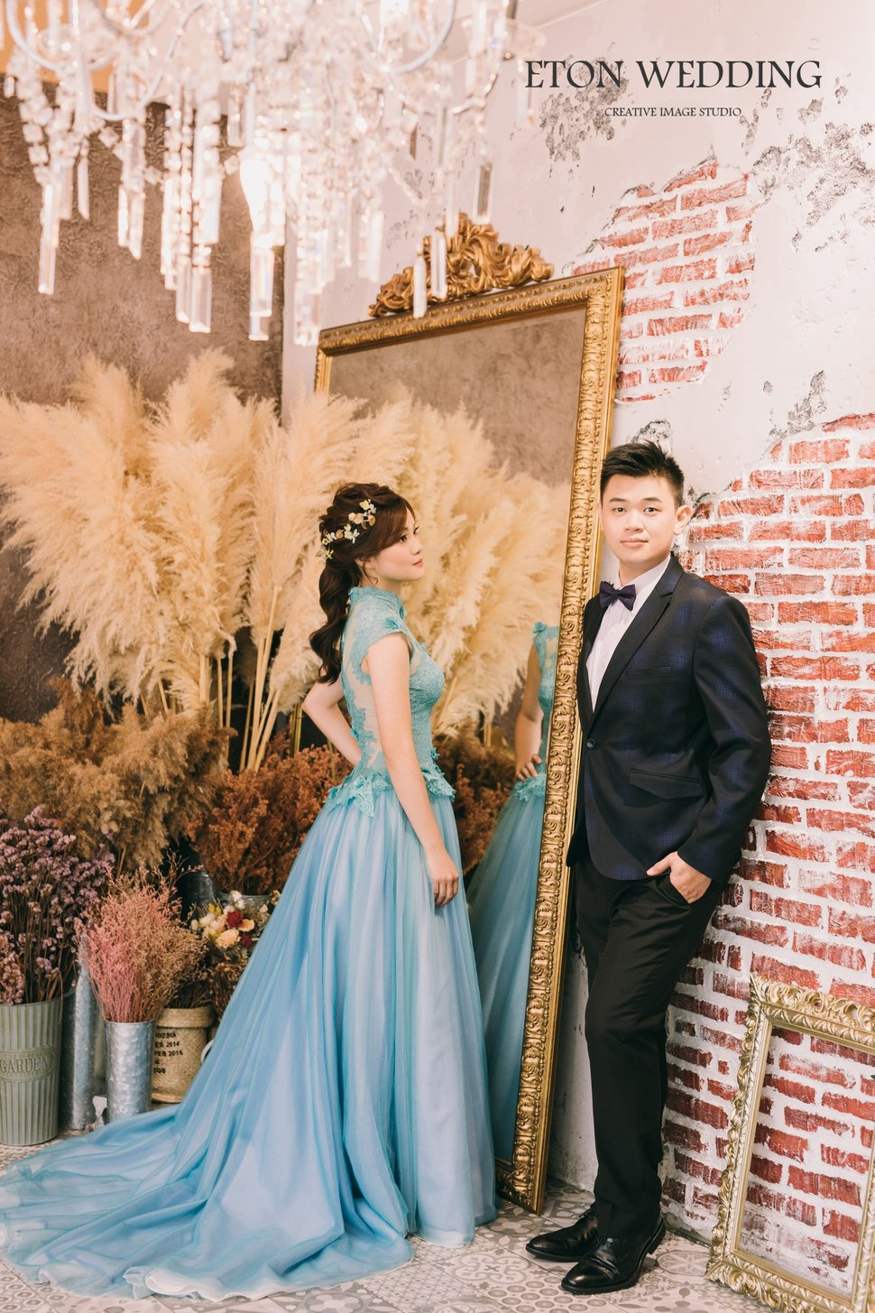 高雄婚紗,伊頓自助婚紗 (2) - 伊頓自助婚紗攝影工作室(高雄創始店)《結婚吧》