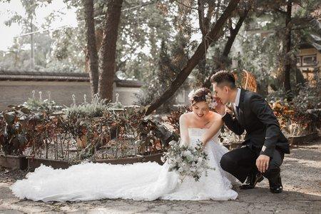 YI&QI婚紗照💕高雄婚紗攝影景點-伊頓自助婚紗