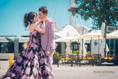 💗高雄婚紗攝影-本月新人婚紗照推薦💗
