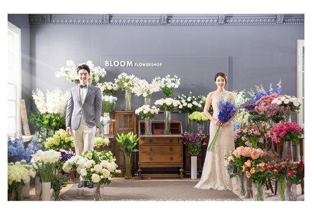 艾美手工婚紗-韓式攝影風格-艾美手工婚紗