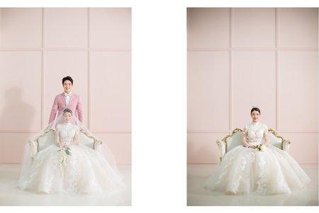 單拍婚紗照-台北手工婚紗-艾美手工婚紗