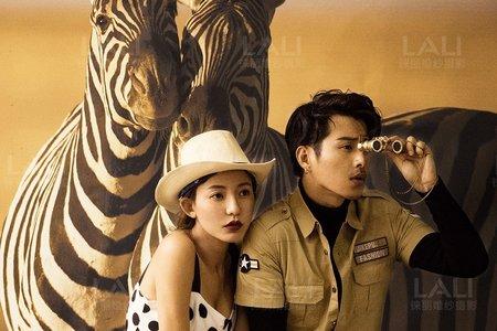 《原始之愛》-上海徠麗視覺婚紗攝影工作室