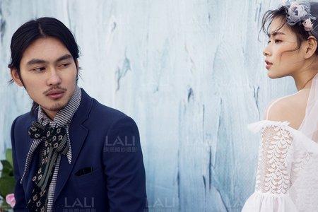 《由畫風‧冷調》-上海徠麗視覺婚紗攝影工作室