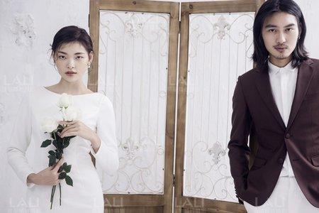 《油畫風格》徠麗視覺婚紗攝影工作室