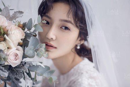 《高更油畫風‧公爵》-上海徠麗視覺婚紗攝影工作室