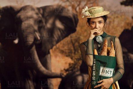 《大亨小傳》-徠麗視覺婚紗攝影工作室