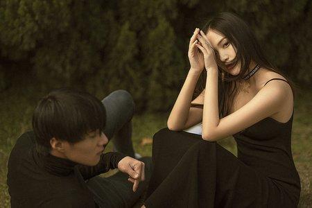 《電影紀實風格婚紗攝影》-陽明山
