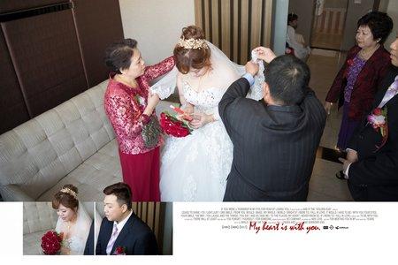 婚禮紀錄|平面+錄影(16800元)