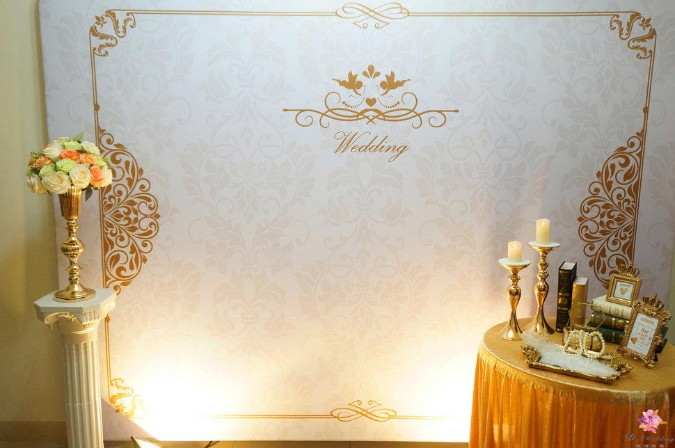 DSC01113 - 小夫妻婚禮佈置&婚禮主持人《結婚吧》