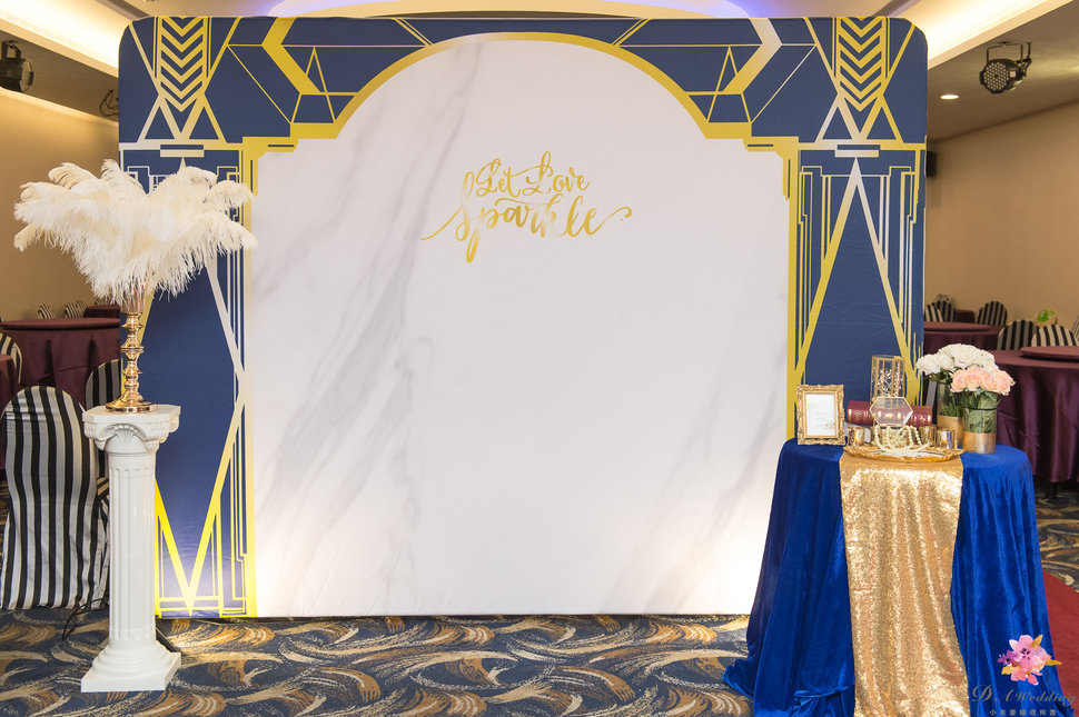 0903-87 - 小夫妻婚禮佈置&婚禮主持人《結婚吧》