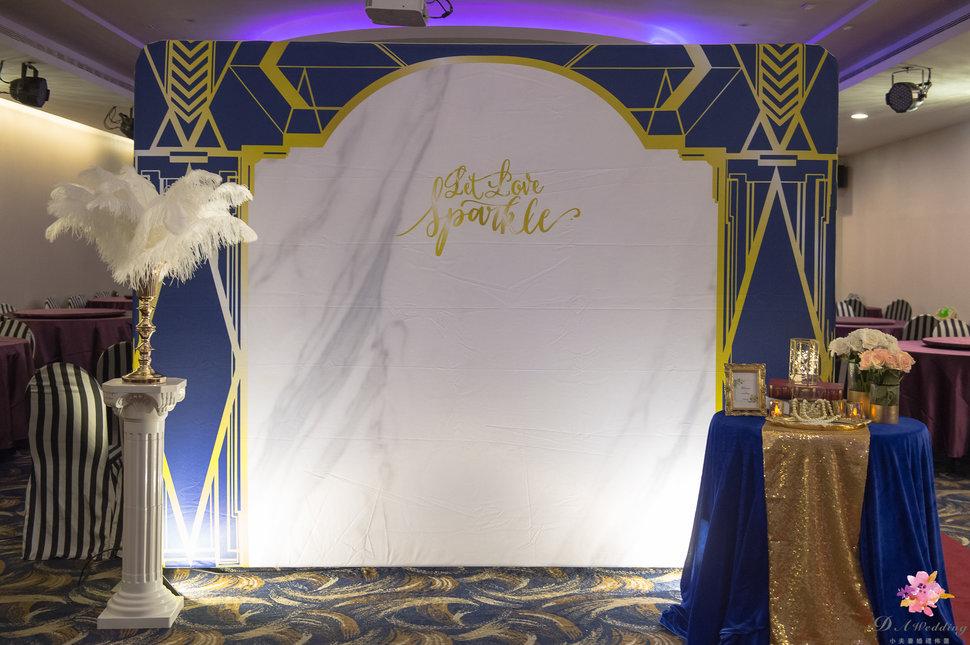0903-71 - 小夫妻婚禮佈置&婚禮主持人《結婚吧》