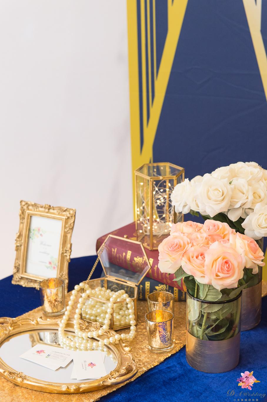 0903-85 - 小夫妻婚禮佈置&婚禮主持人《結婚吧》