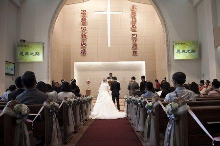 阿治&純如 婚禮攝影