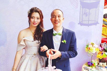 王林府婚禮佈置【彰化家宴】