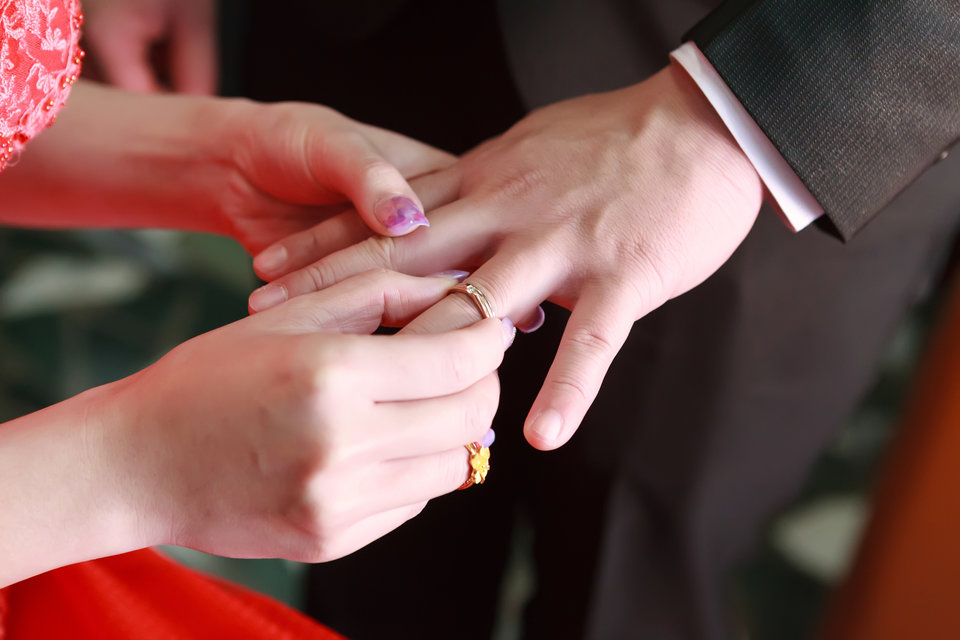 婚禮攝錄影-伊織婚禮 婚禮玩很大,長輩看完都說讚,不是讚~是非常讚!!!