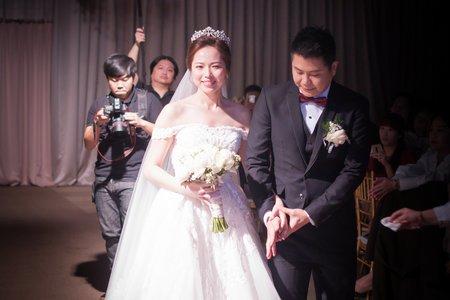簡珮瀠-韓式婚禮新娘造型