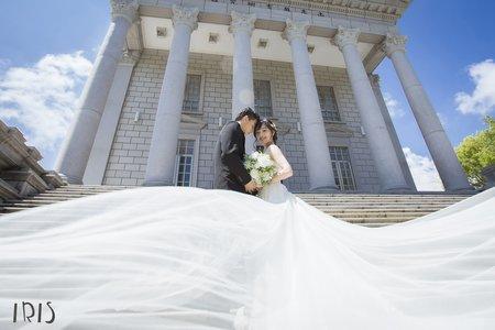 20180328 結婚照