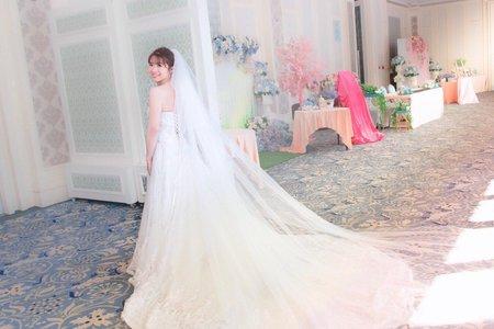 儀式+訂婚+結婚/同天不同場