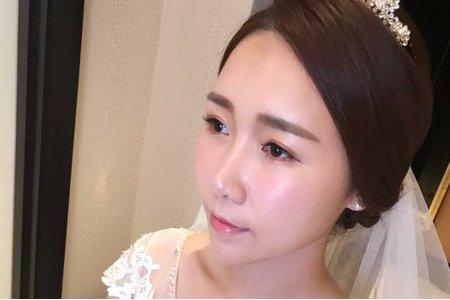氣質韓國新娘