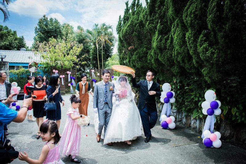 婚禮紀錄 婚攝作品