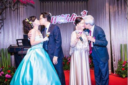婚禮攝影-頂鮮國際婚宴會館幸福婚禮