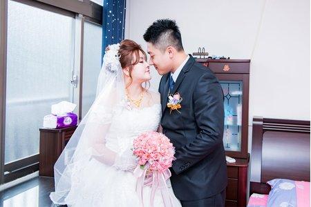 漢清&怡蓁定結幸福婚宴