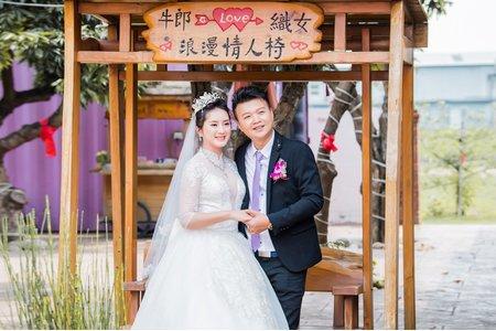 大肚荷月宮(月老廟)婚禮攝影