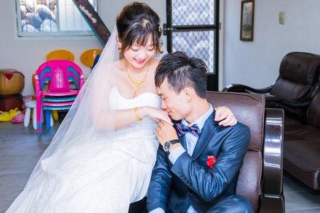 仲皓&予嘉訂結幸福婚禮