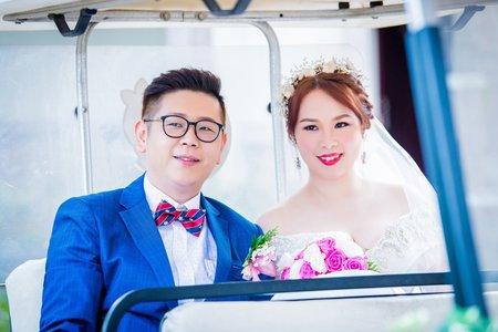 建銘&瑩羚幸福婚宴