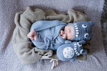 彌月超可愛寶寶照