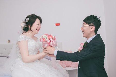 文定迎娶儀式