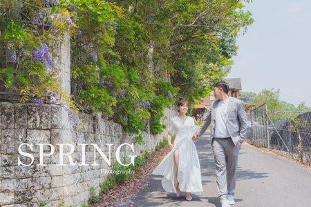 韓式輕婚紗-永春&郁旋