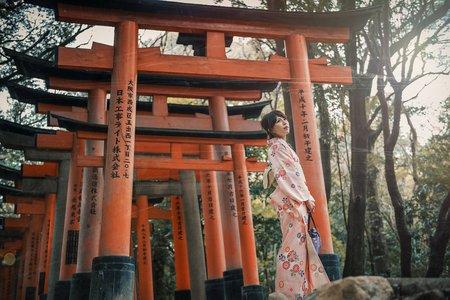 海外婚紗 KYOTO