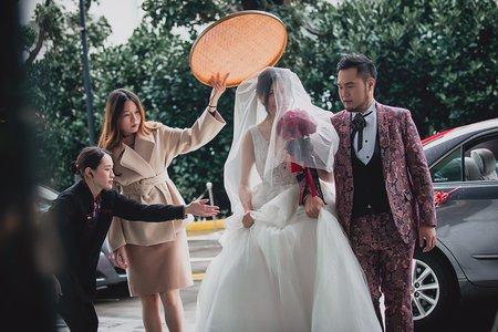 婚禮紀錄 GOD+Donna