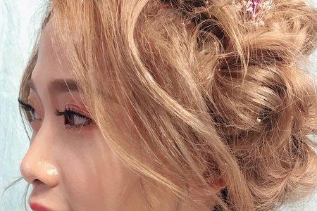 新娘造型髮型型錄(ㄧ)