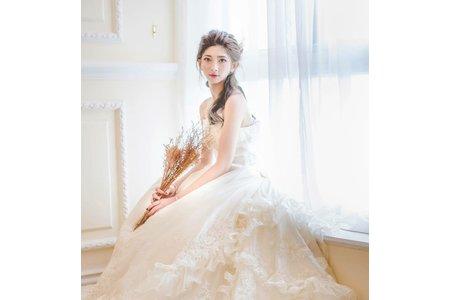 日系新娘拍婚紗