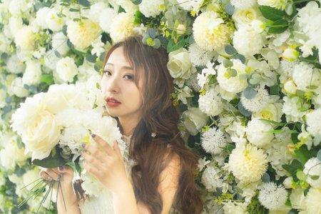 自然韓風新娘