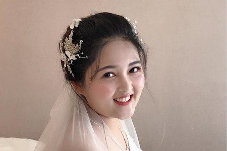 新娘張小姐💖