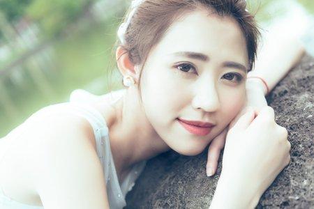 韓系清透自然妝容