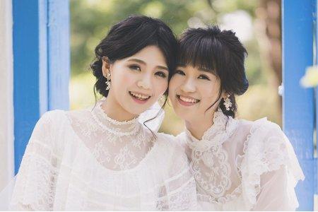 古董婚紗-閨蜜婚紗
