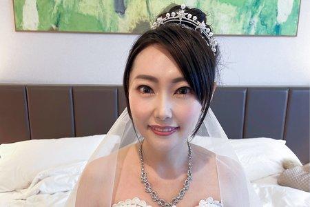 教會婚禮-祐儀與小玲