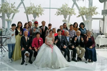 基督徒證婚+婚宴