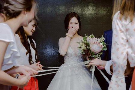 婚禮攝影-文定午宴