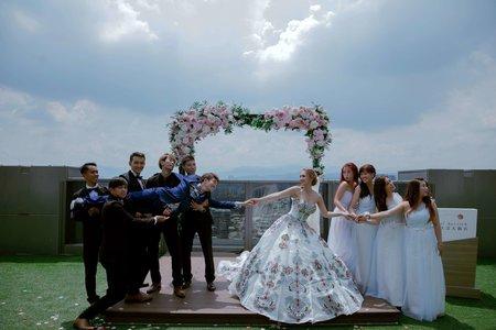 婚禮攝影-迎娶午宴