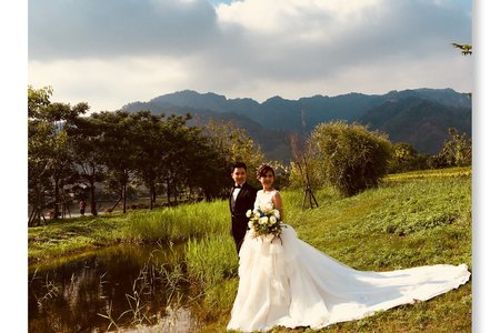 宇&鈞 不負責任的婚紗側拍花絮